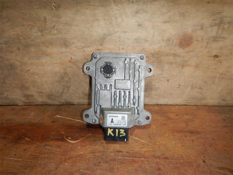 Блок управления акпп Nissan March K13 HR12DE 2011