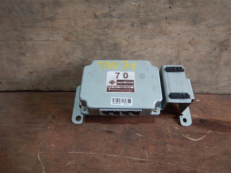 Блок управления акпп Nissan Presage TNU31 QR25DE 2004