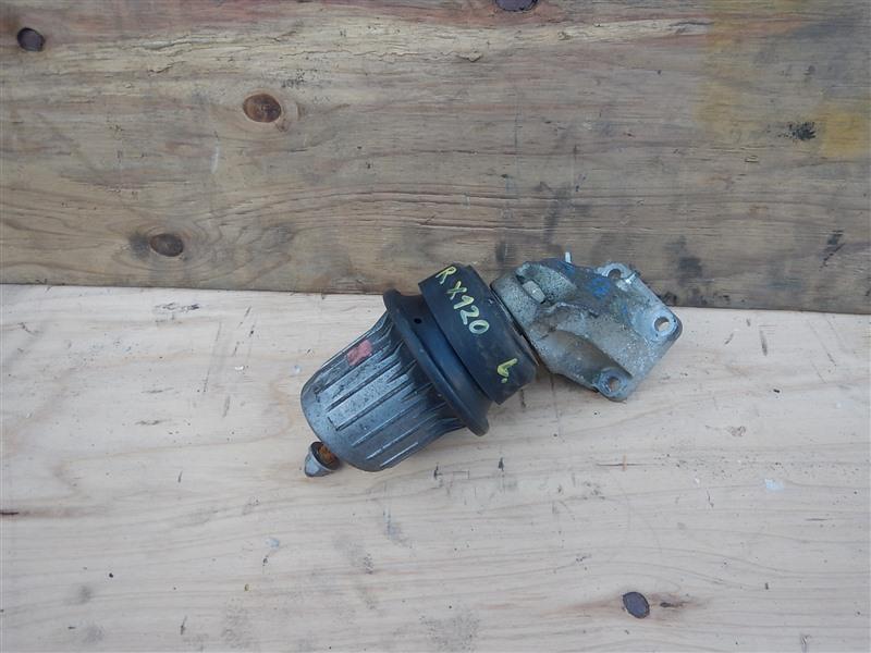 Подушка двигателя Toyota Mark X GRX120 4GR-FSE 2008 левая