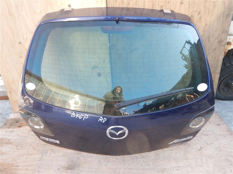 Дверь 5-я Mazda Axela BK5P ZY задняя