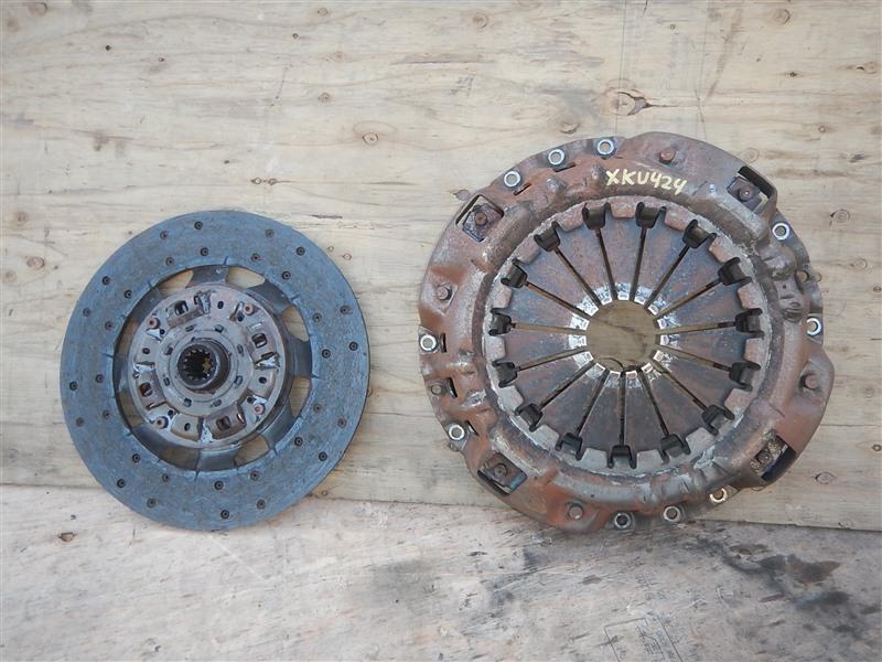 Корзина сцепления Hino Dutro XKU424 N04C-TE 2006