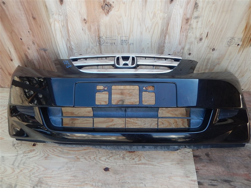Бампер Honda Edix BE3 K20A 2004 передний