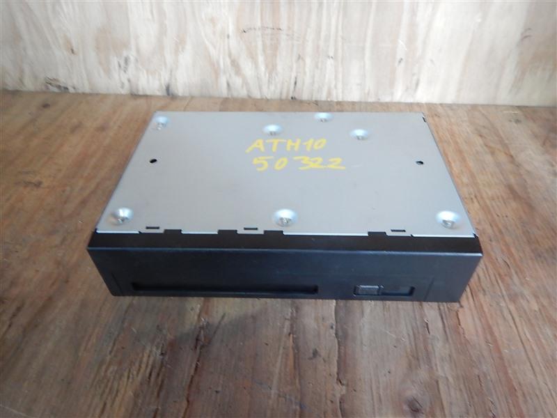 Блок навигации Toyota Alphard ATH10 2AZ-FXE 2003