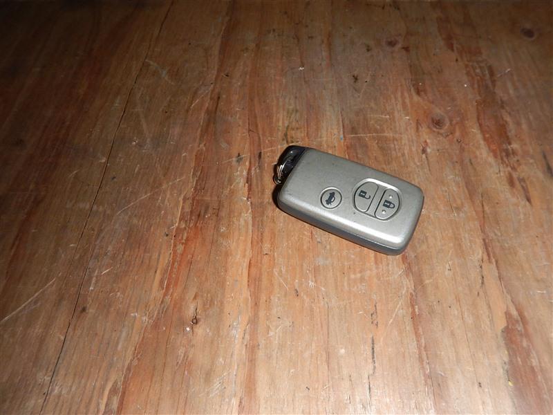 Чип-ключ Toyota Mark X GRX120 4GR-FSE 2008