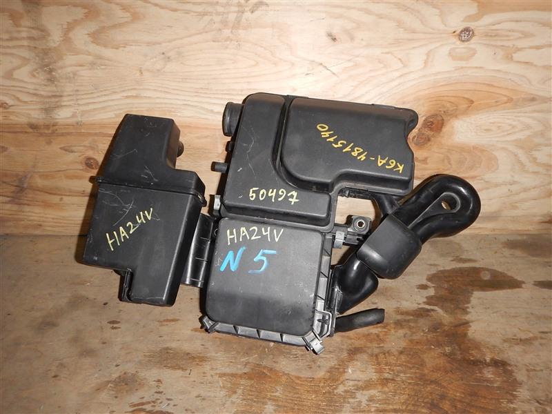 Корпус воздушного фильтра Suzuki Alto HA24V K6A
