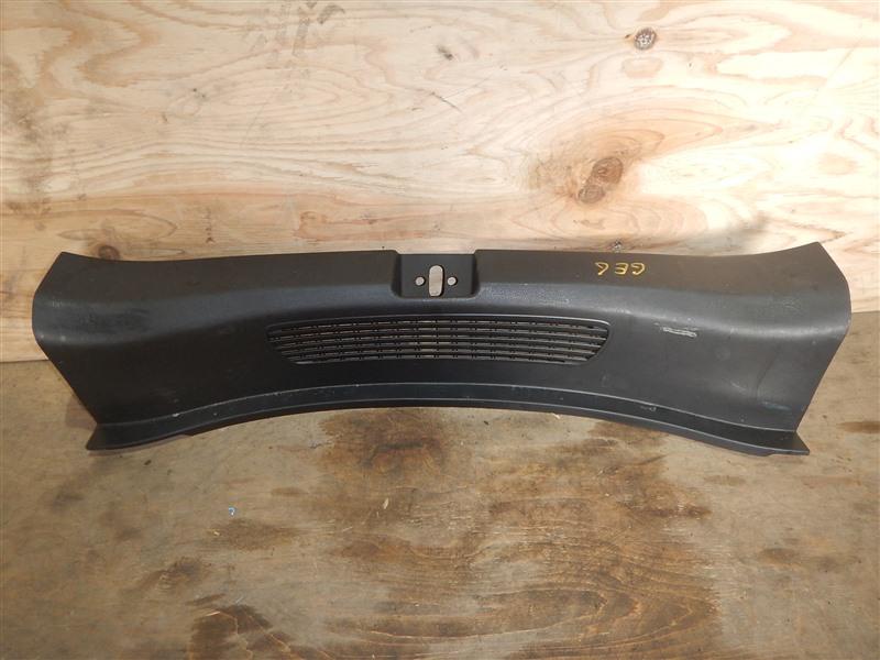 Накладка замка багажника Honda Fit GE6 L13A 2008