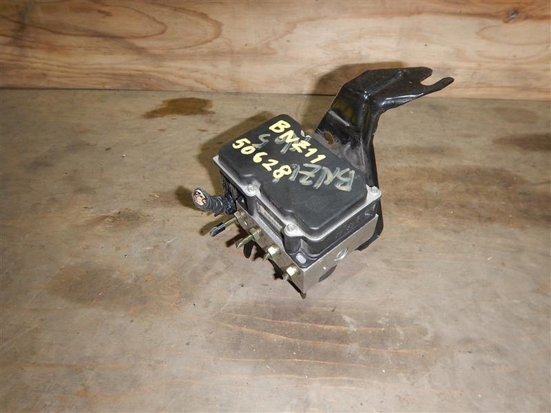 Блок abs Nissan Cube BNZ11 CR14DE 2002