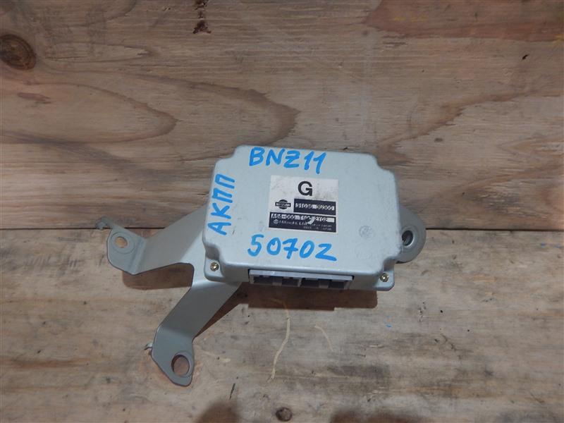 Блок управления акпп Nissan Cube BNZ11 CR14DE 2002