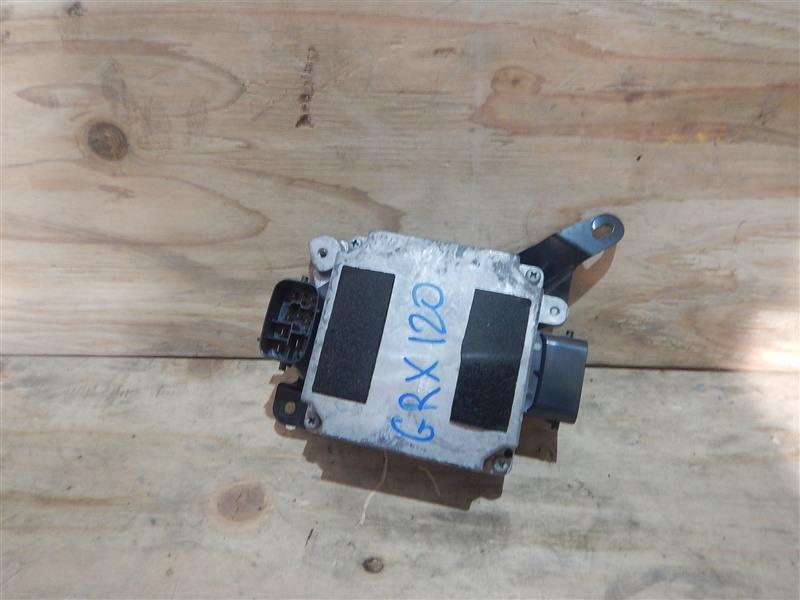 Блок управления рулевой рейкой Toyota Mark X GRX120 4GR-FSE 2008