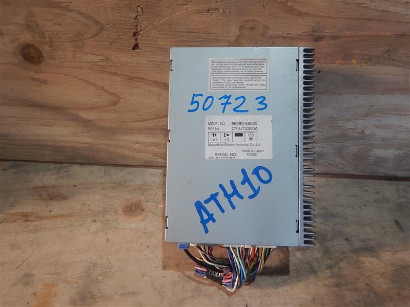 Усилитель магнитофона Toyota Alphard ATH10 2AZ-FXE 2003