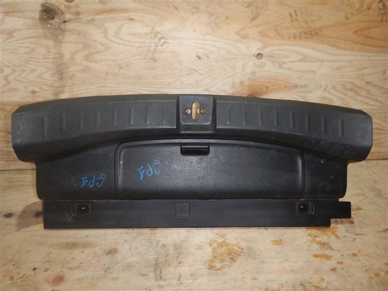 Накладка замка багажника Honda Fit GP1 LDA 2010