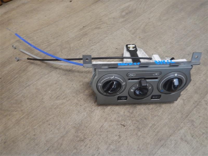 Климат-контроль Nissan Cube BNZ11 CR14DE 2002