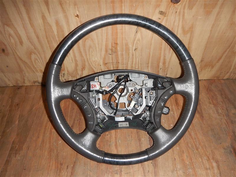 Руль Toyota Alphard ATH10 2AZ-FXE 2003