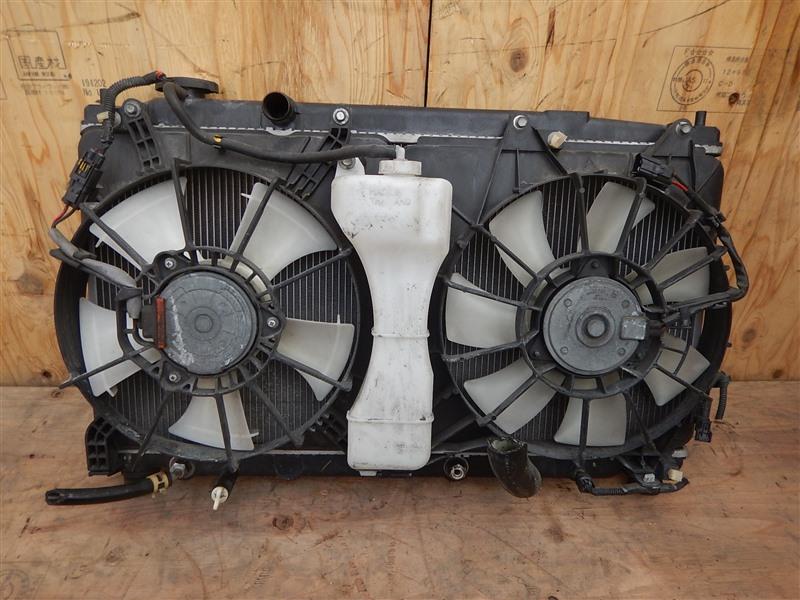 Радиатор Honda Fit GP1 LDA 2010