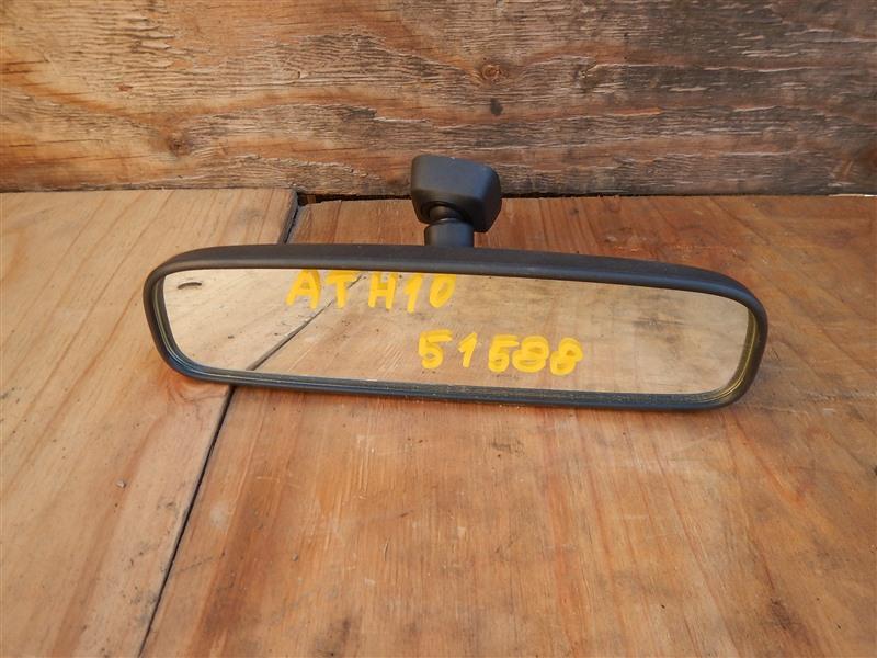 Зеркало салона Toyota Alphard ATH10 2AZ-FXE 2003