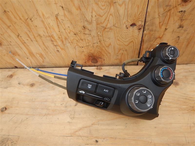 Климат-контроль Honda Fit GE6 L13A 2009