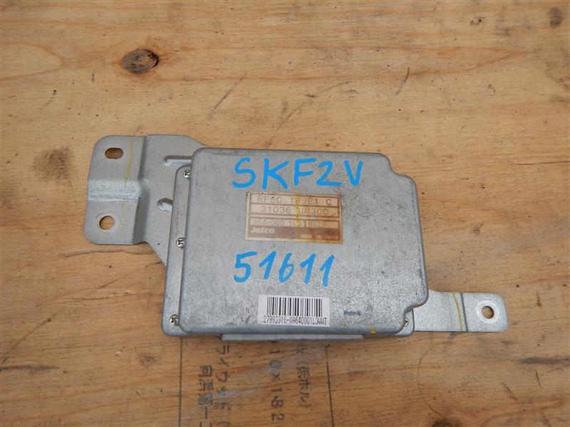 Блок управления акпп Mazda Bongo SKF2V RF-TE 2008
