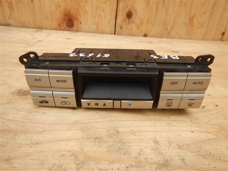 Климат-контроль Honda Edix BE3 K20A 2004