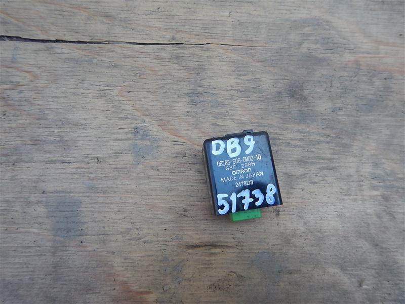 Блок управления Honda Integra DB9 ZC 2000