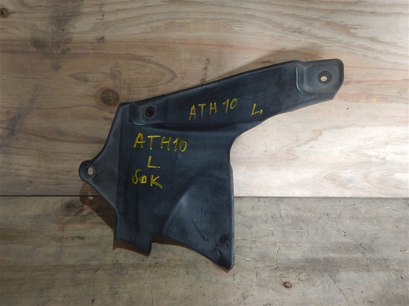 Защита двс Toyota Alphard ATH10 2AZ-FXE 2003 левая