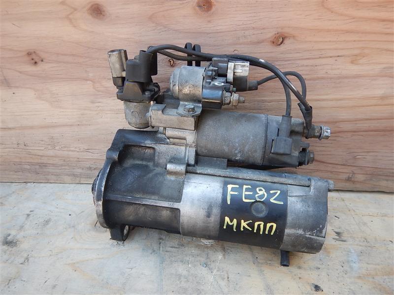 Стартер Mitsubishi Canter FE82 4M50