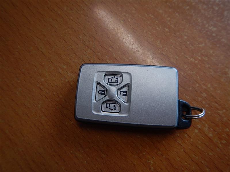 Чип-ключ Toyota Estima ACR55 2AZ-FE 2006