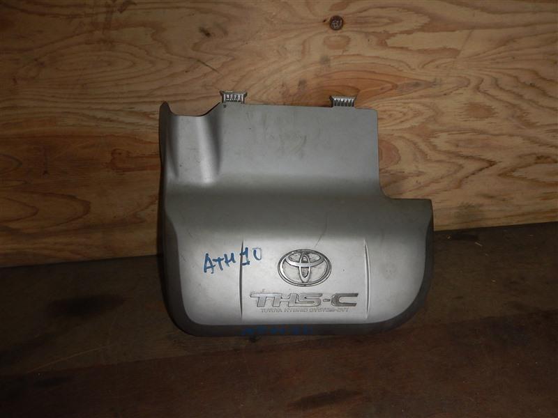 Крышка двигателя пластик Toyota Alphard ATH10 2AZ-FXE 2003