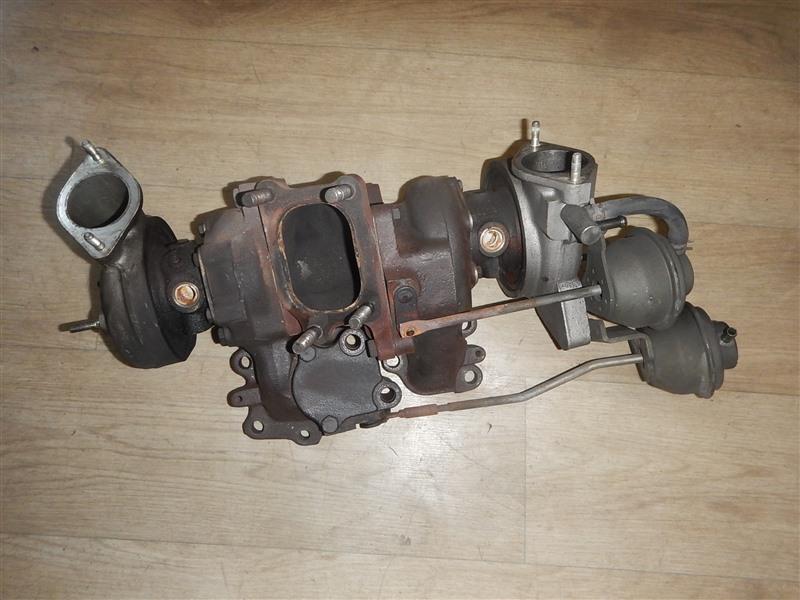 Турбина Mazda Rx-7 FD3S 13B-REW
