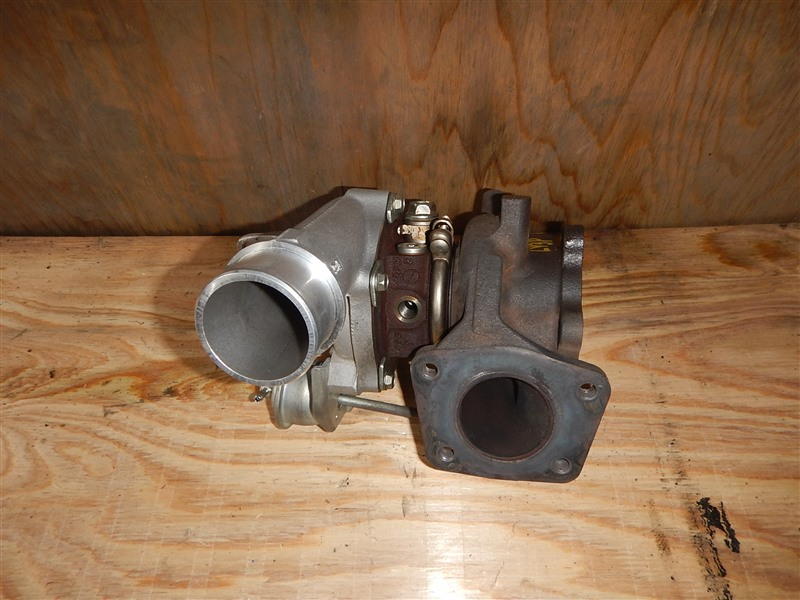 Турбина Mazda Mpv LY3P L3-VDT
