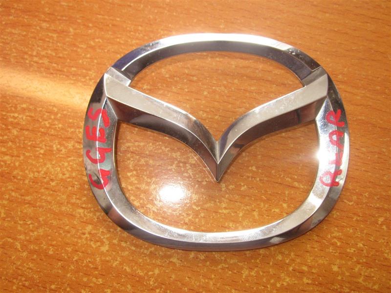 Лейба Mazda Atenza GGES LF-DE 2005 задняя