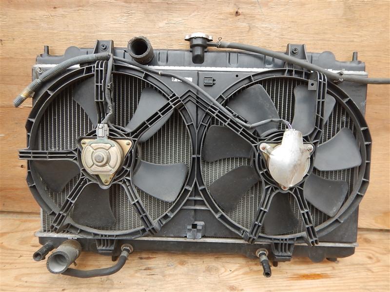 Радиатор Nissan Bluebird Sylphy TG10 QR20DD 2002