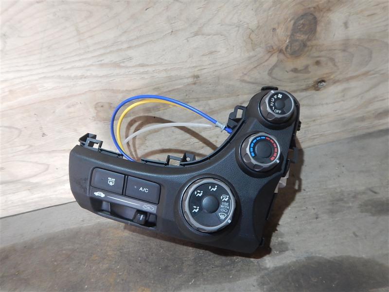 Климат-контроль Honda Fit GE6 L13A 2008