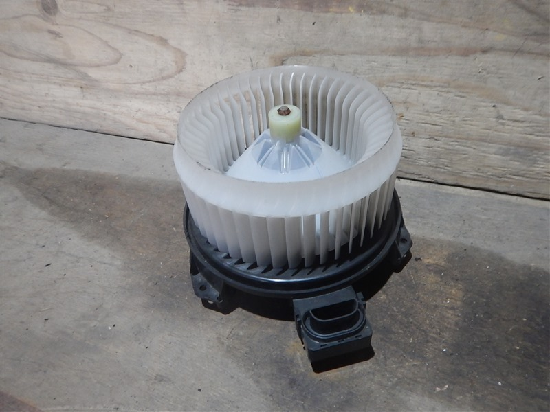 Мотор печки Honda Fit GE6 L13A 2009