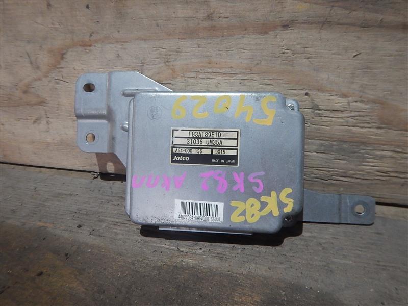 Блок управления акпп Mazda Bongo SK82 F8