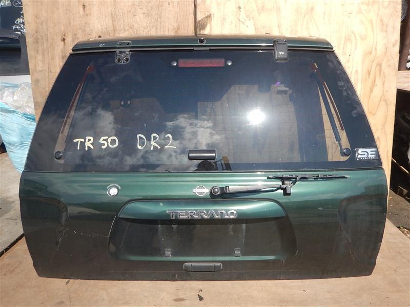 Дверь 5-я Nissan Terrano TR50 ZD30DDTI 2000
