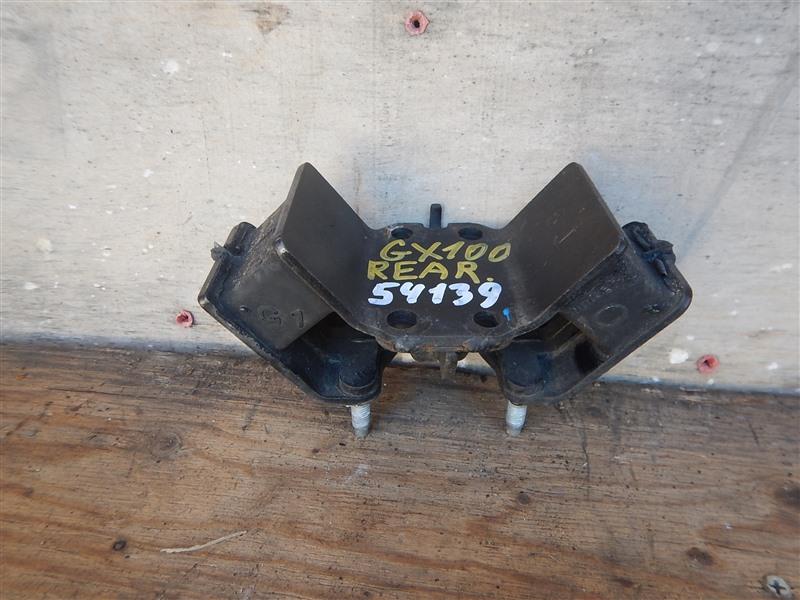 Подушка двигателя Toyota Chaser GX100 1G-FE задняя
