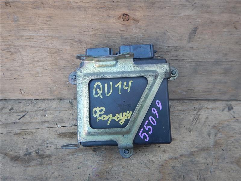 Блок управления форсунками Nissan Bluberd QU14 QG18DD