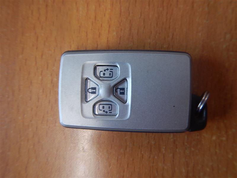 Чип-ключ Toyota Estima ACR55 2AZ-FE