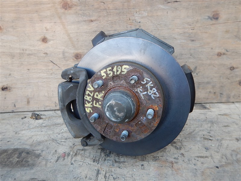Ступица Mazda Bongo SK82V F8 передняя правая