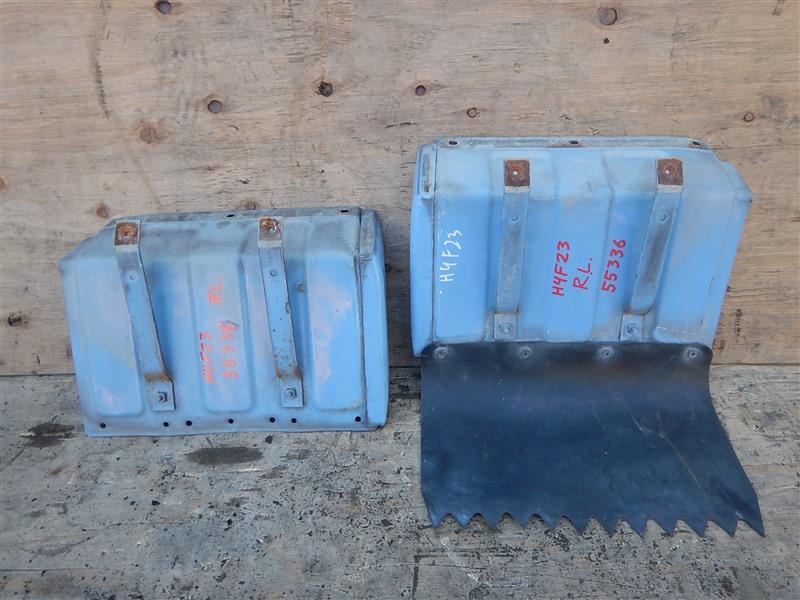 Подкрылок Nissan Atlas H4F23 KA20DE 2004 задний левый