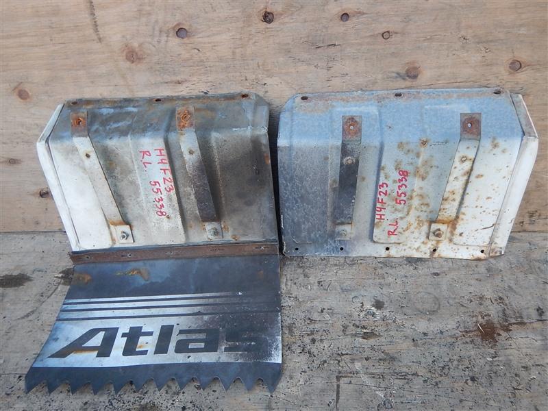 Подкрылок Nissan Atlas H4F23 KA20DE задний левый