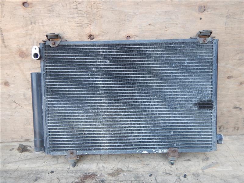 Радиатор кондиционера Toyota Vitz NCP13 1NZ-FE