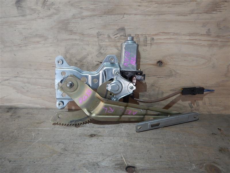 Стеклоподъемник Nissan Cube AZ10 CGA3 2001 задний левый