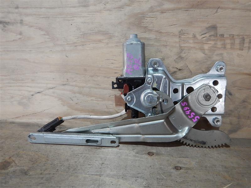 Стеклоподъемник Nissan Cube AZ10 CGA3 2001 задний правый