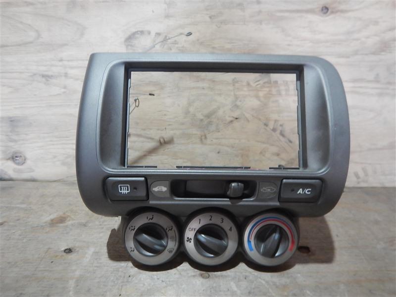 Климат-контроль Honda Fit GD1 L13A 2005