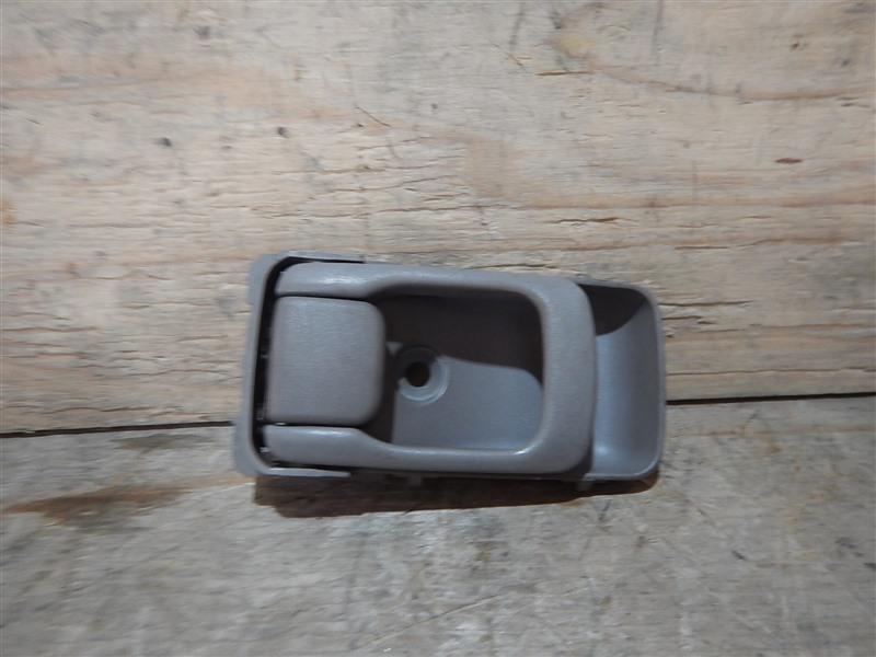 Ручка двери внутренняя Nissan Cube AZ10 CGA3 2001 передняя левая