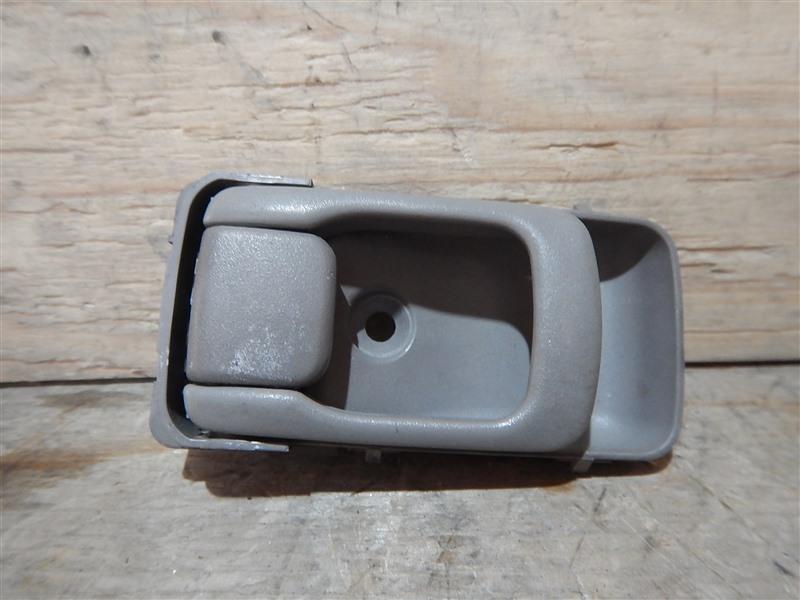 Ручка двери внутренняя Nissan Cube AZ10 CGA3 2001 задняя правая