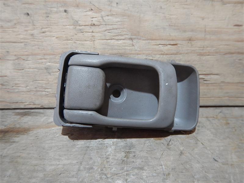 Ручка двери внутренняя Nissan Cube AZ10 CGA3 2001 передняя правая