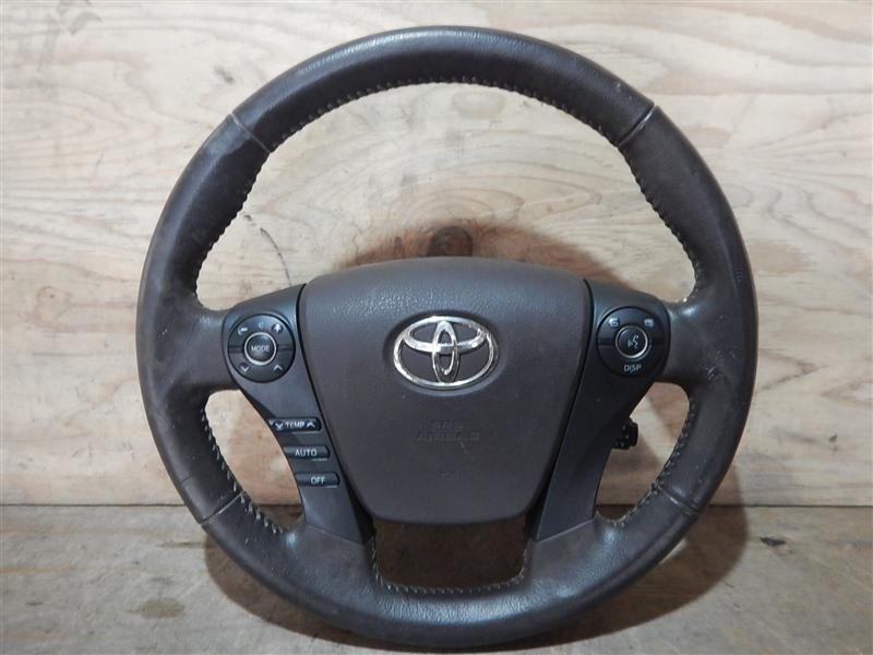Airbag на руль Toyota Sai AZK10 2AZ-FXE 2011