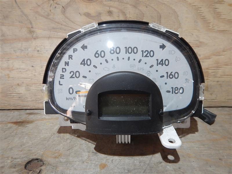 Спидометр Toyota Passo KGC10 1KR-FE 2009